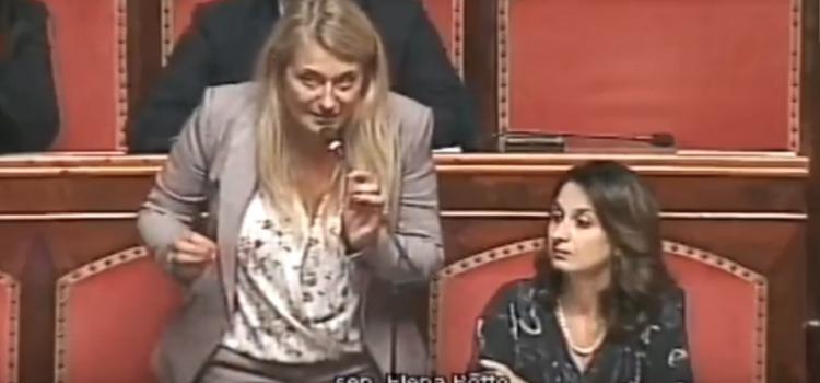 Dichiarazione su Genova