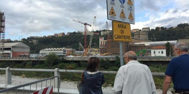 """Ponte per Genova, Botto (M5s): """"Cantiere simbolo di rivalsa per la città"""""""